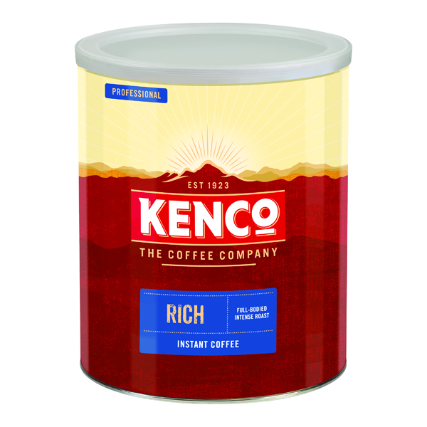 Kenco Really Rich Freeze Dried Instant Coffee 750g 4032089