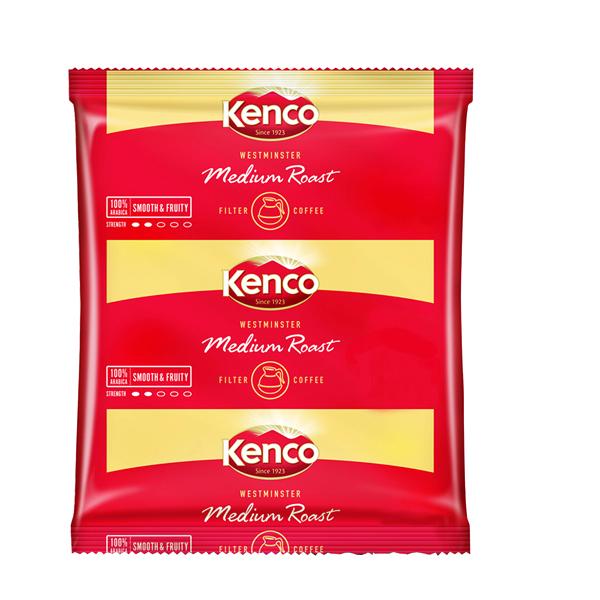 Kenco Westminster 3 Pint Coffee Sachet (Pack of 50) 756880