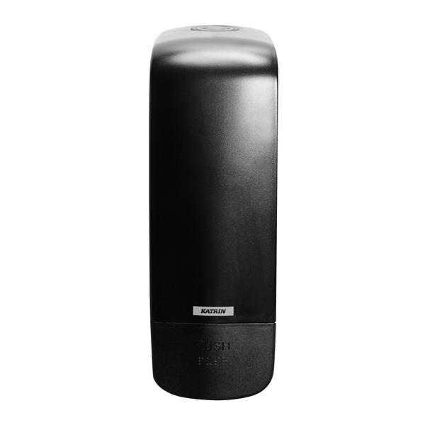 Katrin Inclusive Soap Dispenser 1000ml Black 92209