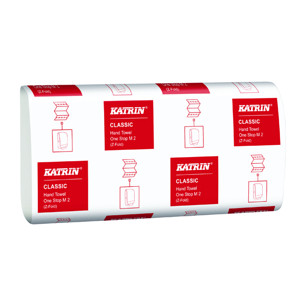 Katrin Classic One Stop Hand Towels (Pack of 3360) 345287
