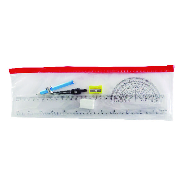 Education Exam Stationery Essentials Pack