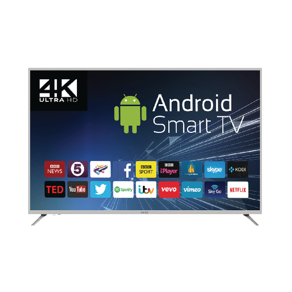 Image for 75inch Android Smart Freeview T2 HD LED TV With Wi-Fi C75ANSMT