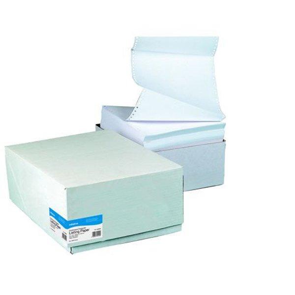 Initiative Listing Paper 11 x 368mm 1 Part Plain 60gsm Pack 2000