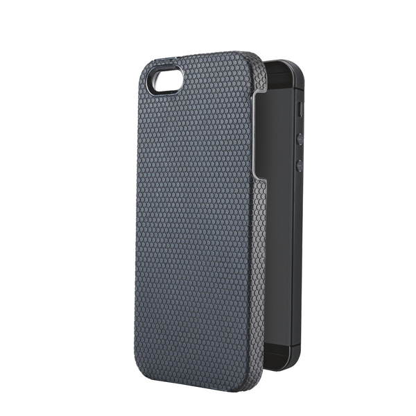 Image for Leitz Black Complete Tech Grip Case For iPhone 5 63880095