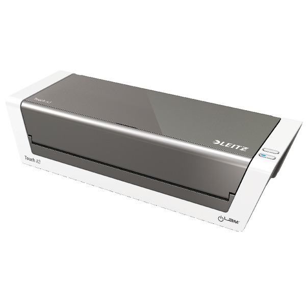 Letiz iLAM Touch 2 Laminator A3 Glossy White/Grey 74745000