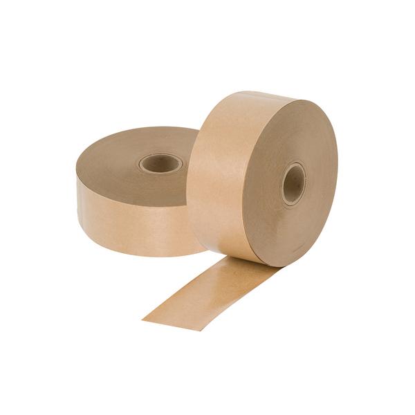 Image for Gummed Paper Tape 48mm x 200m Brown 19221