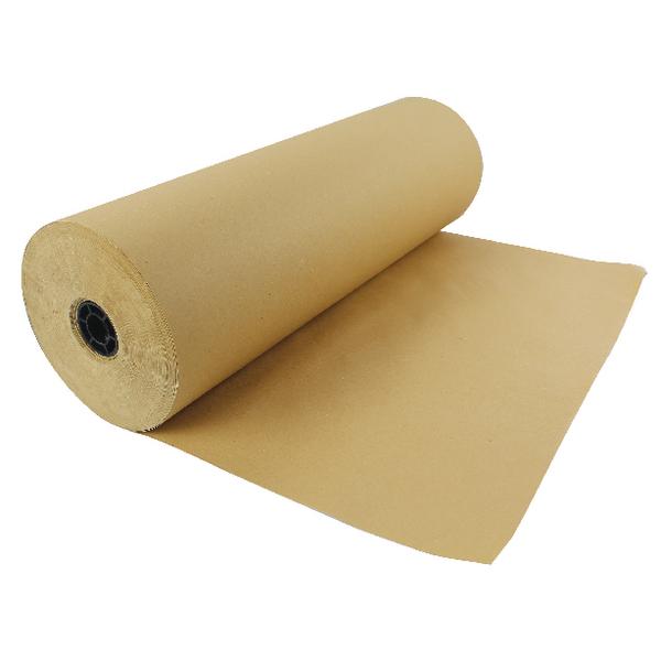 Kraft Paper Roll 600mm x250m IKR-070-060025