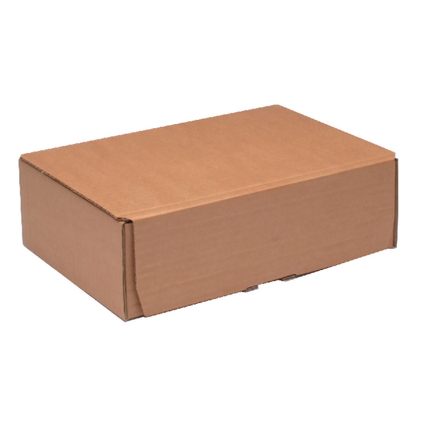 Mailing Box 250x175x80mm Brown (Pack of 20) 43383250