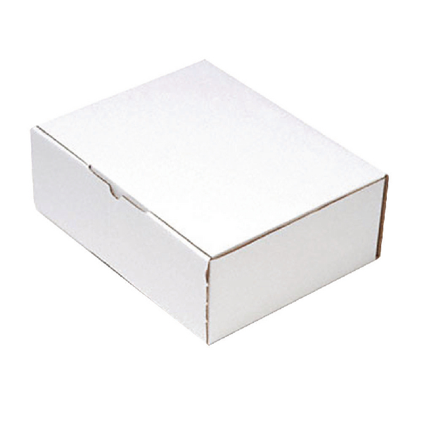 Flexocare Oyster Mailing Box 220x110 White (Pack of 25) PPAK-KING069-C