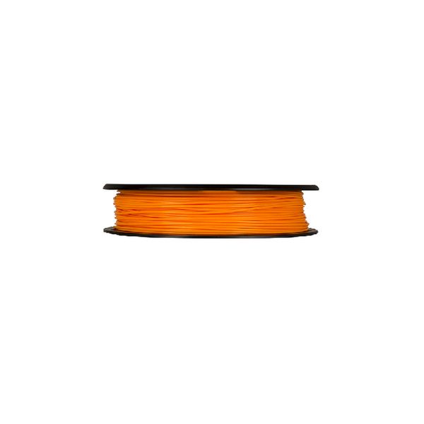 MakerBot 3D Printer Filament Small Neon Orange MP06051