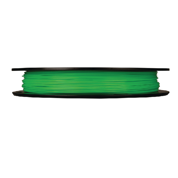 MakerBot 3D Printer Filament Large Neon Green MP06052
