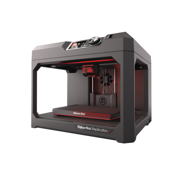 MakerBot Replicator + Desktop 3D Printer MP07825EU