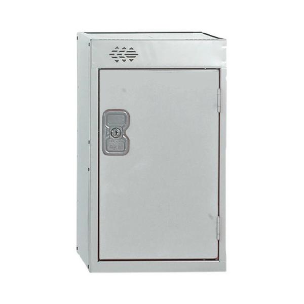 Image for Quarto W300xD300xH511mm Light Grey Locker