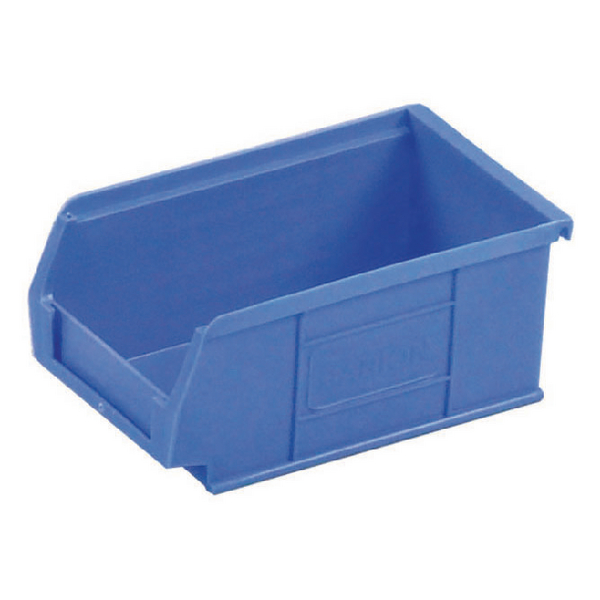 Barton Tc2 Small Parts Container Semi-Open Front Blue 1.27L 165X100X75mm (Pack of 20) 010021