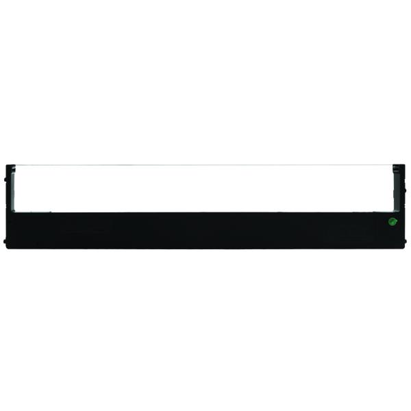 Tally Fabric Black Ribbon T2140 060425