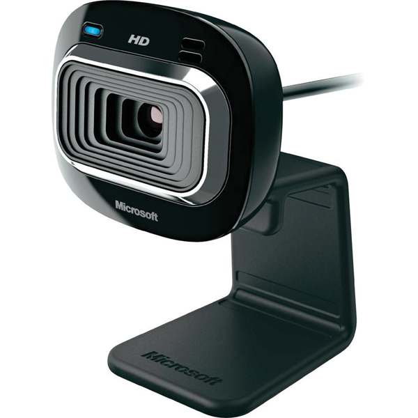 Microsoft LifeCam HD-3000 Black T3H-00003