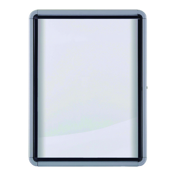 Nobo Weatherproof External Glazed Case 1000x752mm 1902580