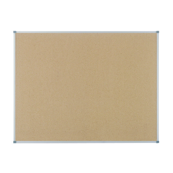 Nobo Elipse 900x600mm Cork Board
