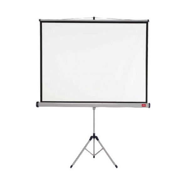 Image for Nobo 99 inch Tripod Projection Screen