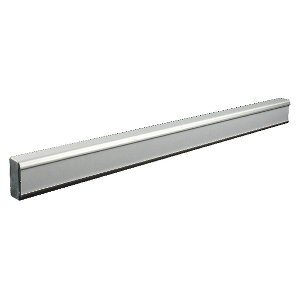 Image for Nobo T-Card Metal Link Bars Size 12 288 x 13mm (Pack of 2) 32938888