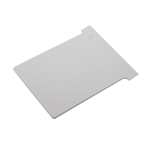 Image for Nobo T-Card Size 3 White (Pack of 100) 32938911