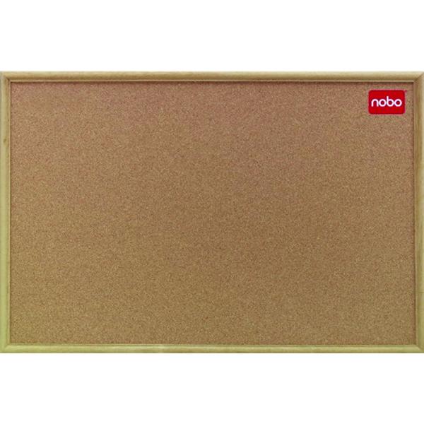 Nobo Classic Light Oak Noticeboard 1800x1200mm 37639005