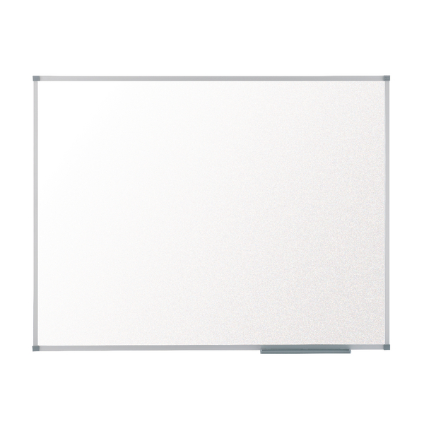 Nobo Basic Melamine 1200x900mm Non-Magnetic Whiteboard 1905203