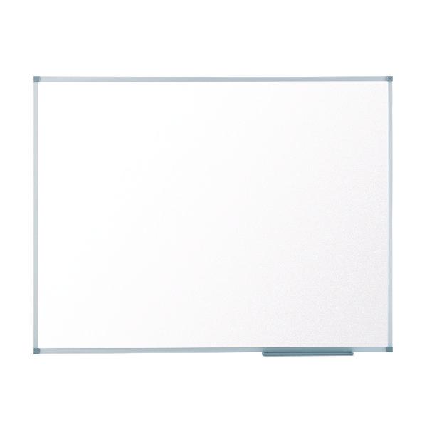 Nobo Basic Steel Magnetic Whiteboard 2400 x 1200mm 1905214