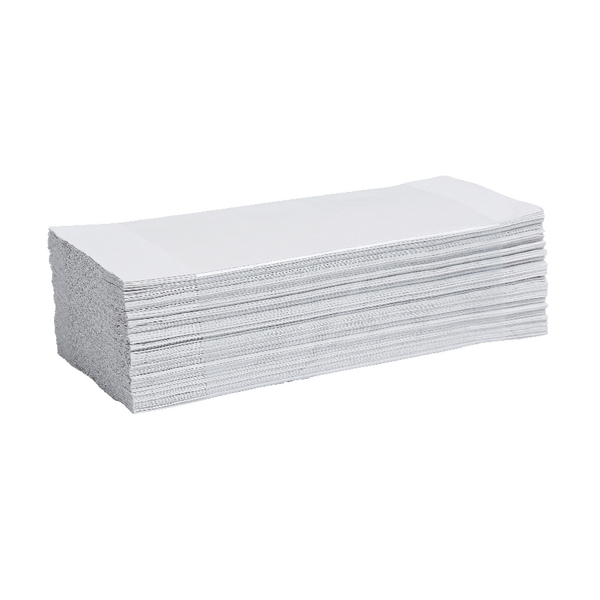 Leonardo 2-Ply Multifold Hand Towel (Pack of 3000) HZ230WHDS