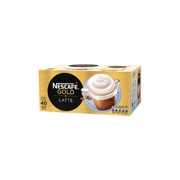 Nescafe Latte Sachets (Pack of 40) 12314884