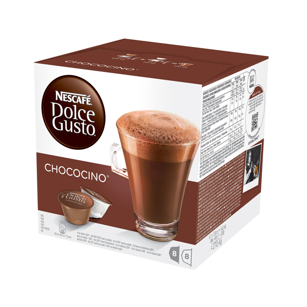 Nescafe Dolce Gusto Chocolate Capsules Pack Of 48 12311711