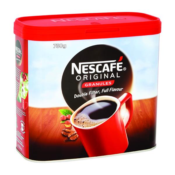 Nescafe Coffee Granules 750g Case Deal 12283921