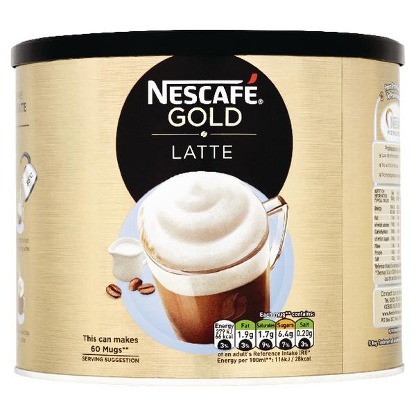 Nescafe Instant Latte Sweetened 1kg