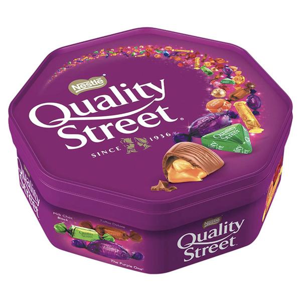 Quality Street 720g Tub