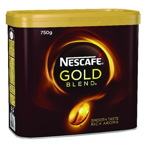 Nescafe Gold Blend Coffee 750g 12284102
