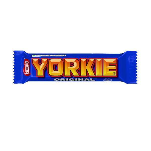 Nestle Yorkie Milk Chocolate Bar 46g (Pack of 24) 12351299