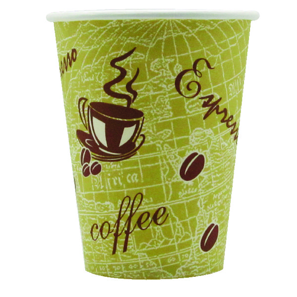 Nupik-Flo Ready to Go 12oz Paper Cup (Pack of 50) HVSWPA12