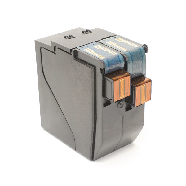 Image for Q-Connect Neopost Remanufactured Blue Franking Ink Cartridge High Yield 300673