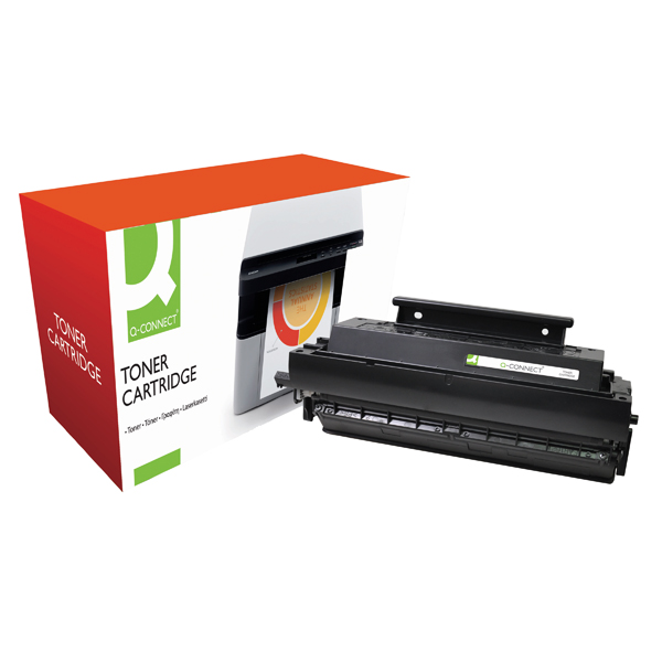Image for Q-Connect Panasonic Remanufactured Black Toner Cartridge UG3350