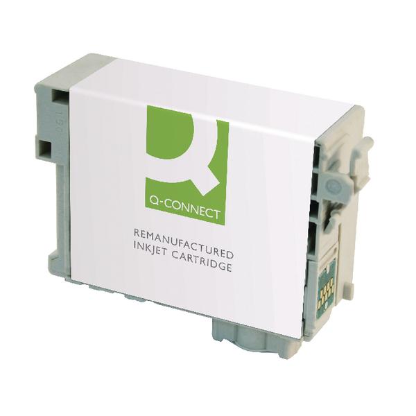 Q-Connect Epson 27XL Inkjet Yellow Cartridge C13T271440