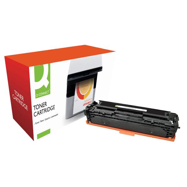 Q-Connect Compatible Solution Canon 716BK Black Toner Cartridge 1980B002