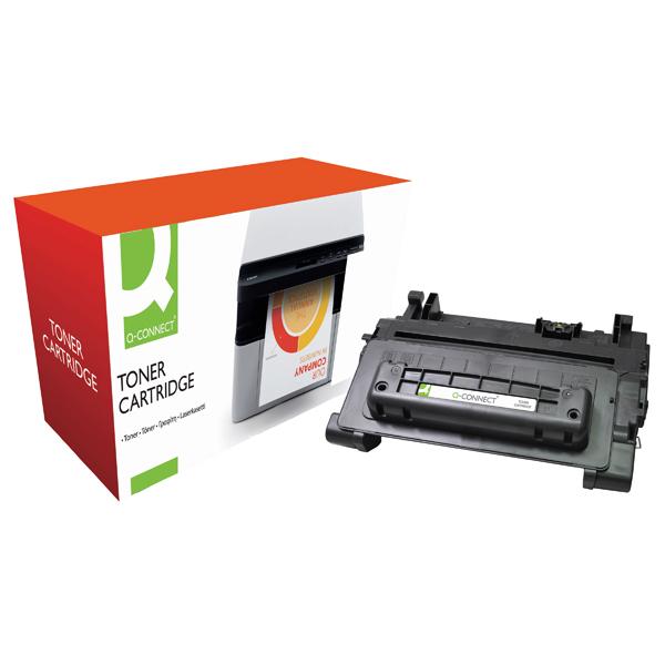 Q-Connect Compatible Solution HP 64A Black Laserjet Toner Cartridge CC364A