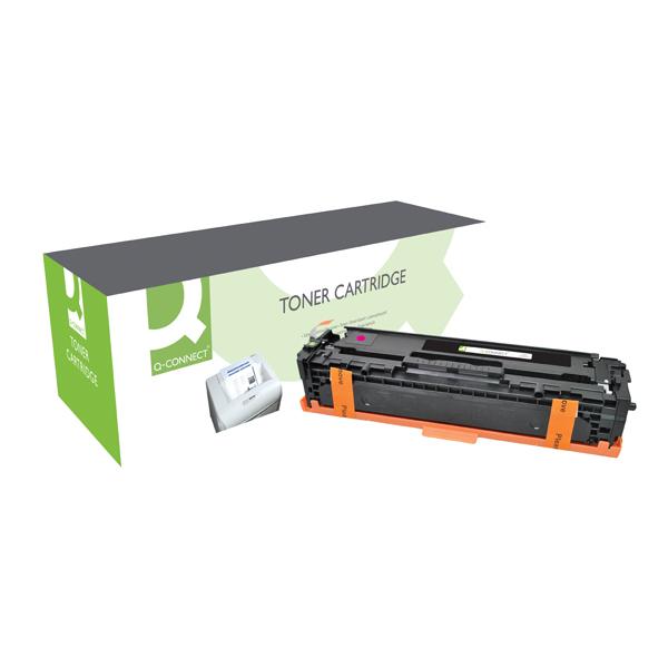 Q-Connect Compatible Solution HP 131A Magenta Laserjet Toner Cartridge CF213A