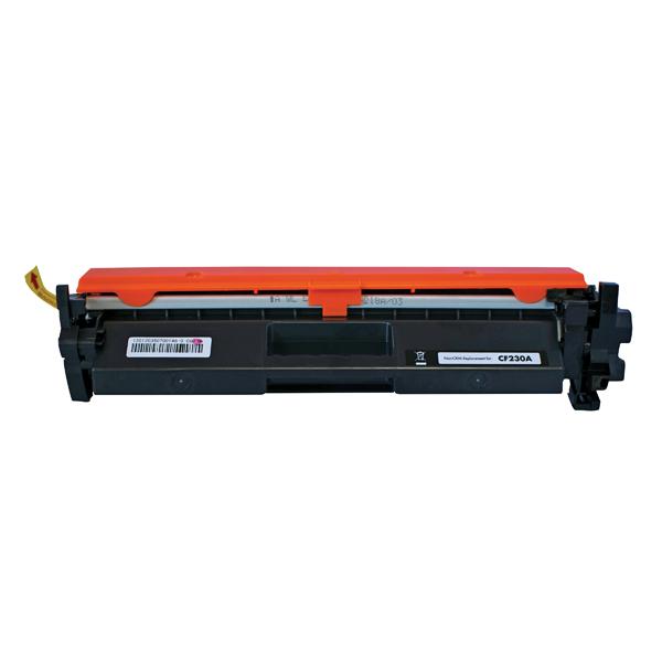 Q-Connect HP 30A Toner Cartridge Black CF203A-COMP