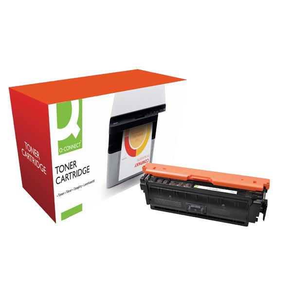 Q-Connect Compatible Solution HP 508A Cyan Toner Cartridge CF361A