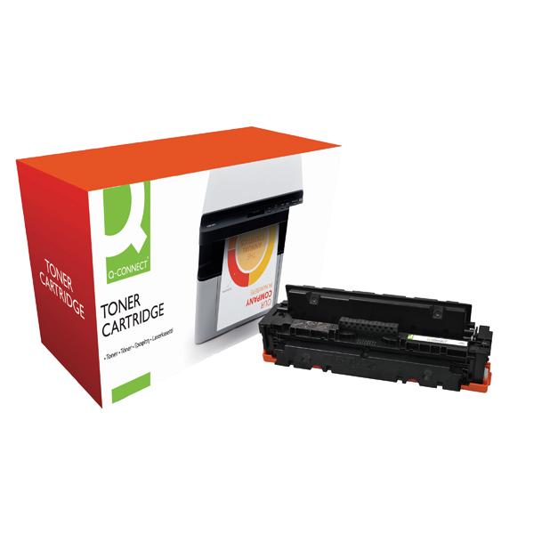 Q-Connect Compatible Solution HP CF410X M452 Laser Toner Cartridge High Yield Black CF410X