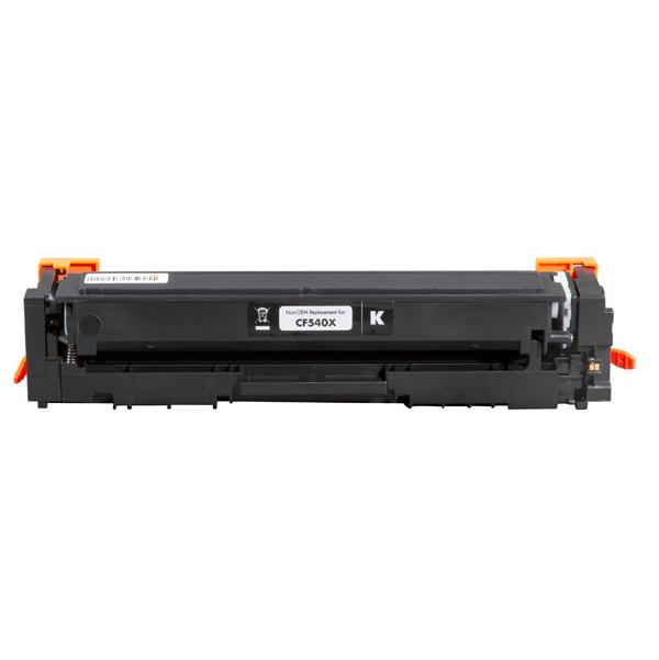 Q-Connect HP CF540X Toner Cartridge Black Compatible CF540X-COMP