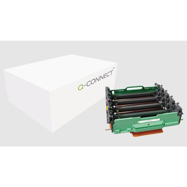 Q-Connect Remanufactured Brother DR320CL Colour Drum Unit DR320CL-COMP