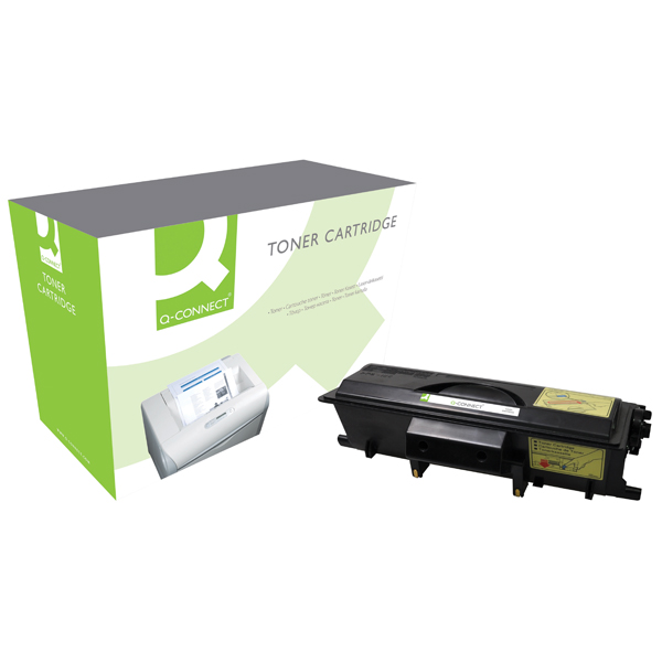 Q-Connect Brother Remanufactured Black Toner Cartridge TN5500