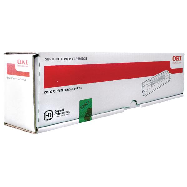 Oki Magenta Toner Cartridge 44059210